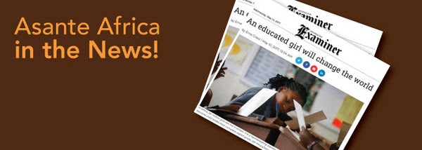 Asante Africa in the News