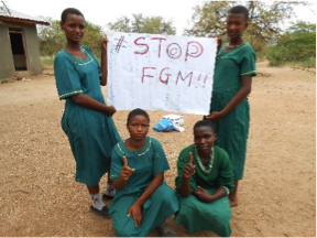 Ending FGM is my Responsibility