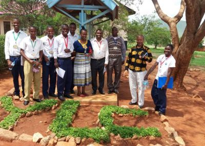 SAME Secondary School Pays it Forward on a Grand Scale, Tanzania