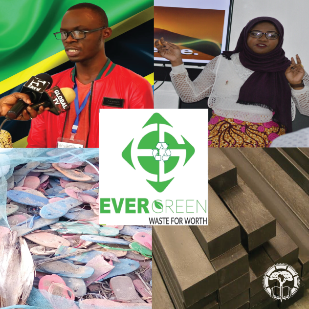 Young African Innovators Transform Plastic Waste into Sustainable Products