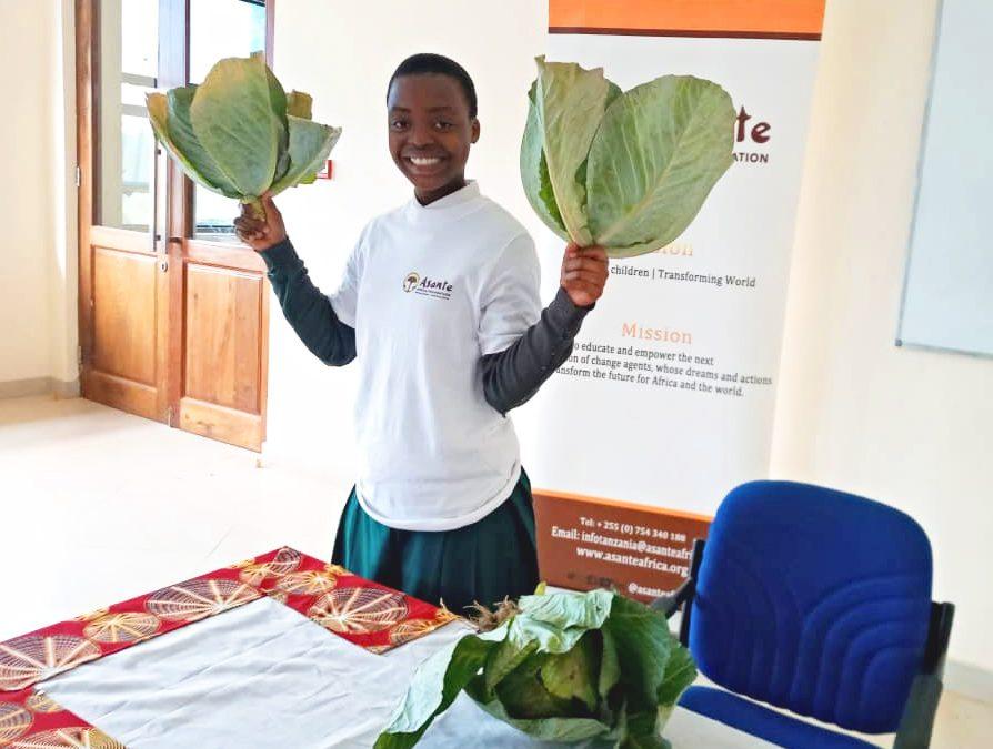 Magamba Secondary's Girl-led Club Takes the Win, Tanzania