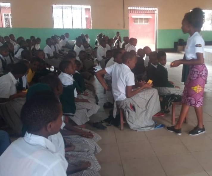 YLC Tabora Girls' Advancement Event
