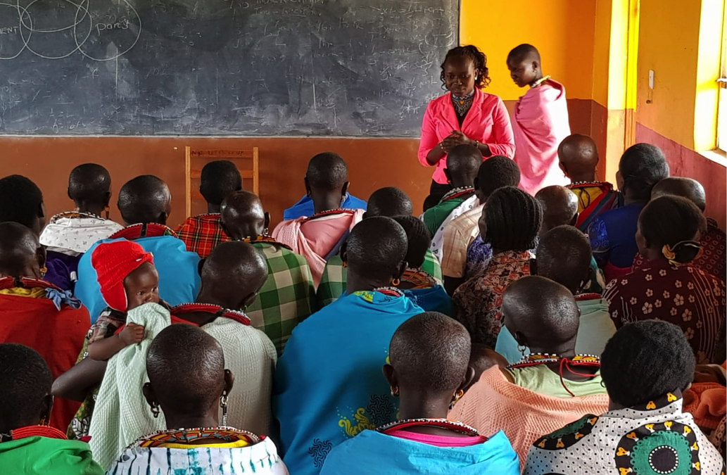 Expanding our Reach for Vulnerable Girls in Kenya, in 2019