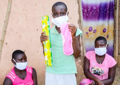 When Sanitary Products are a Luxury, Uganda