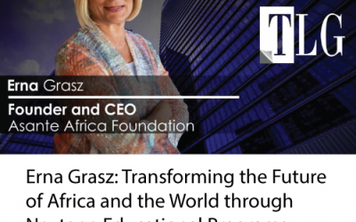 """CEO, Erna Grasz, Featured in """"The Leaders Globe"""""""
