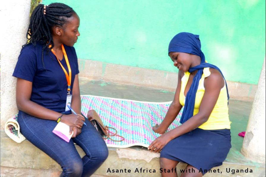 Annet's Story, Uganda