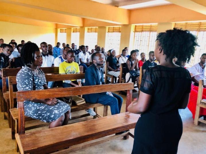 Asante Africa helped inspire a Ugandan entrepreneur in the making