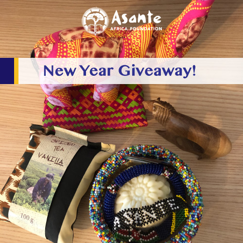 New Year Holiday Giveaway