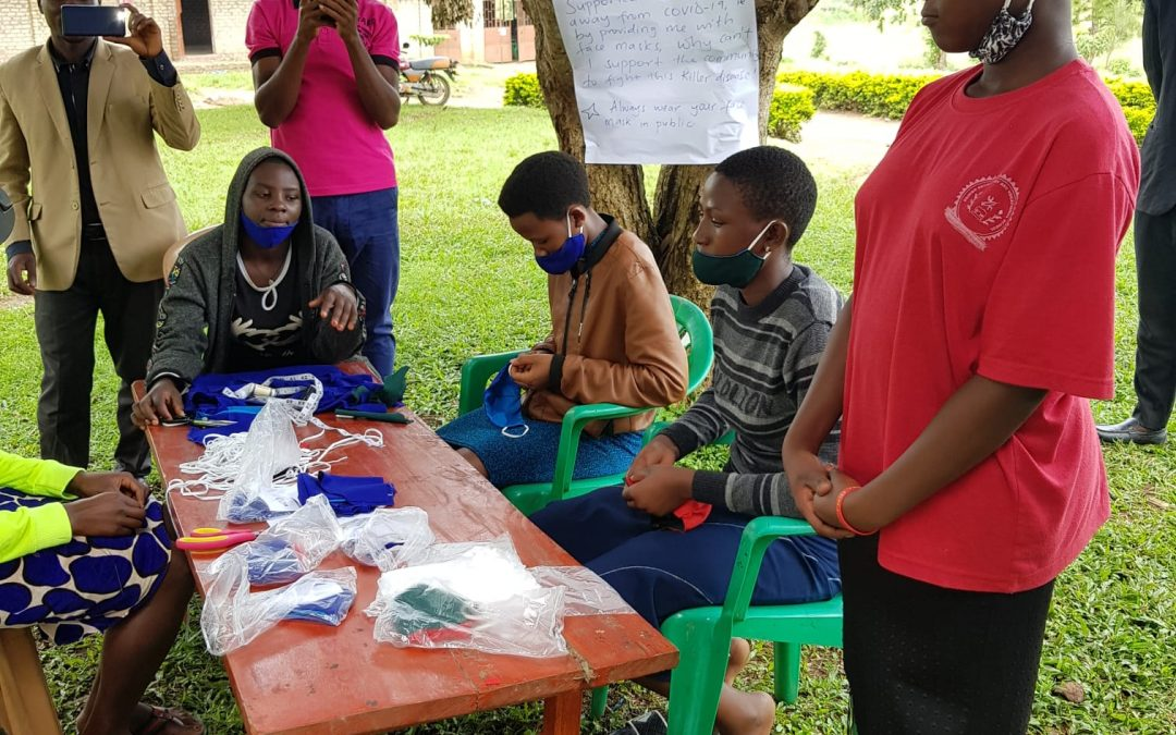 Program Transforms Communities, Uganda
