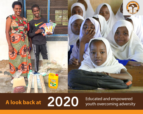 2020 Year in Review | Educated & Empowered Youth Overcoming Adversity