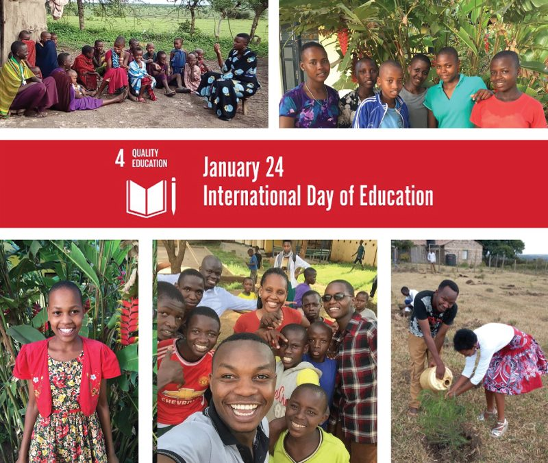 International Day of Education: Reimagining Education for the COVID-19 Generation in East Africa