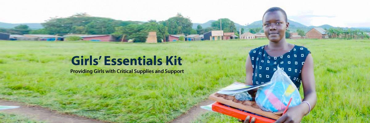 Girls essentials kit