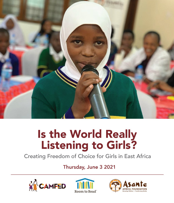 Is the World Really Listening to Girls?