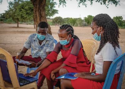 Gaming for Enhanced Education, Kenya