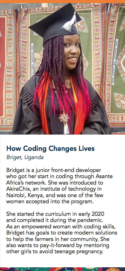 how coding changes lives