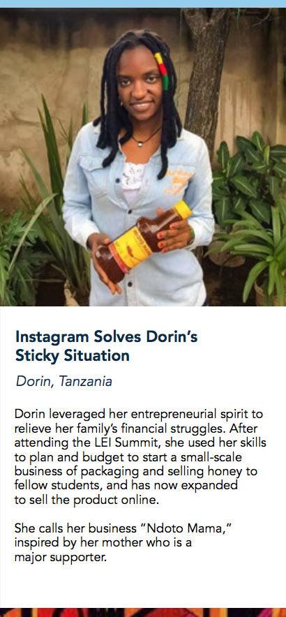 instagram solves Dorins sticky situation