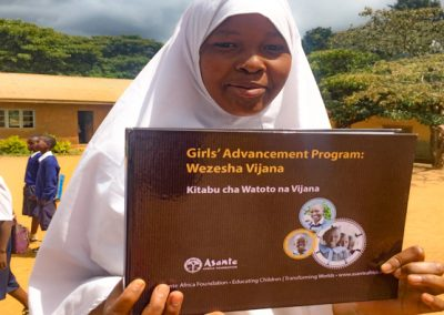 Building A New Tradition In Lushoto, One Girl At A Time, Tanzania