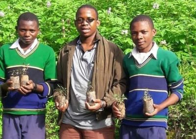 Passion that Knows No Borders, Tanzania