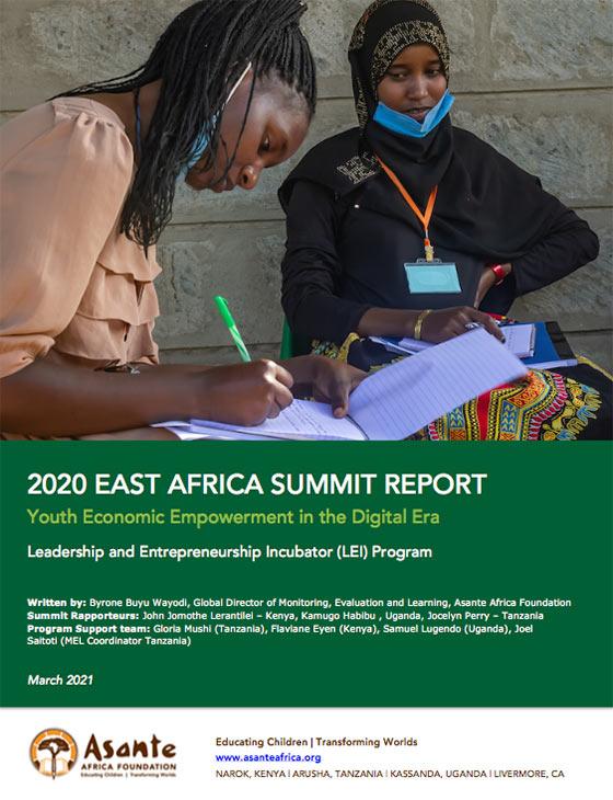 LEI Summit Report 2020