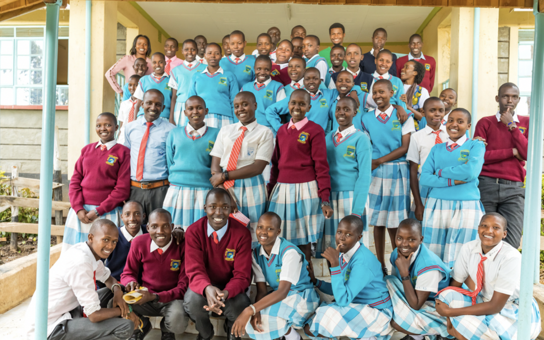 Youth Entrepreneurs Start a Sheep Herding Venture, Kenya